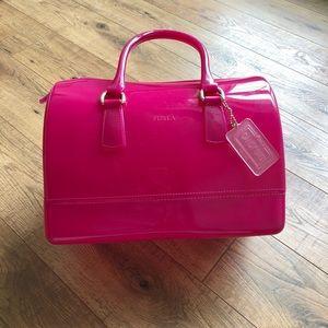 Furla Candy Bar Bag Pink